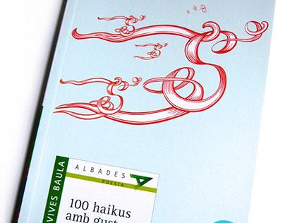 "Libro ""100 haikus amb gust de boira"""