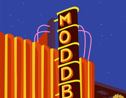 MODDB Background Illustration