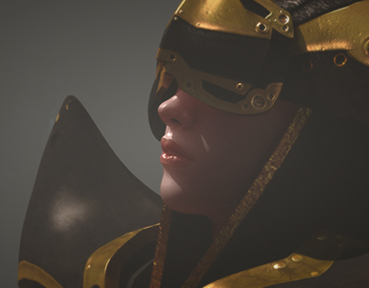 Golden Fury Lissandra - Cinematic