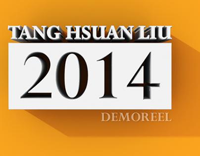 Tang-Hsuan's 2014 Demo Reel