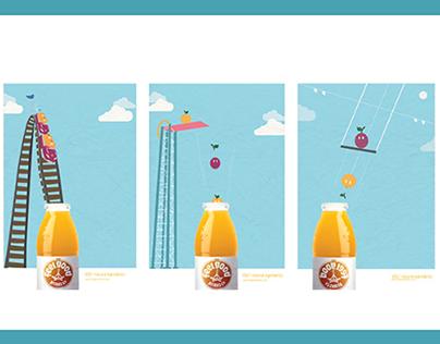 Feel Good Drinks Co. YCN Advertising