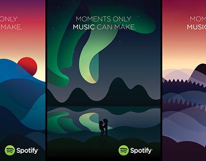 Spotify #NowFeeling
