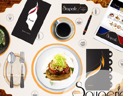 """French restaurant """"Souperie"""""""