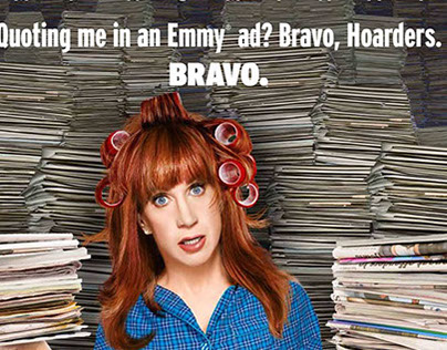 For Your Consideration Emmy ad for Bravo 2011