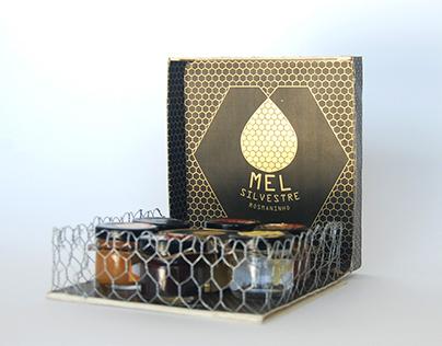 Display packaging | gourmet honey | Mel silvestre