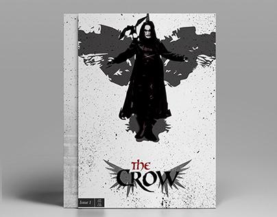 The Crow Comic Book