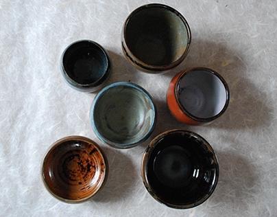 Exploration into ceramics, part one.