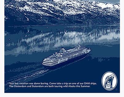 Holland America Line Ad Campaign