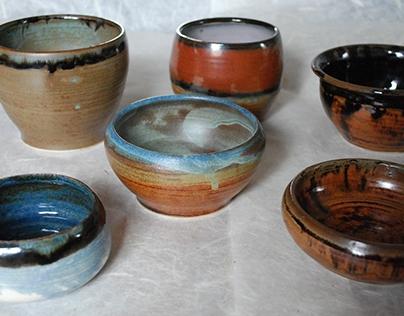 Exploration into ceramics, part 2.