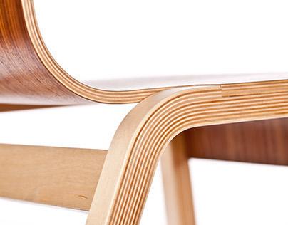 Zipper chair