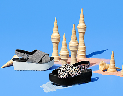 SHELLYS LONDON for ALDO Shoes / Summer 2014