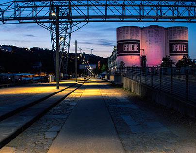 Lyon is light