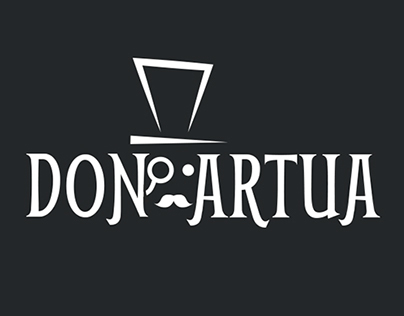 Don Artua Logo And Identity