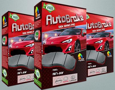 Auto Brake - Disk Brake Pad