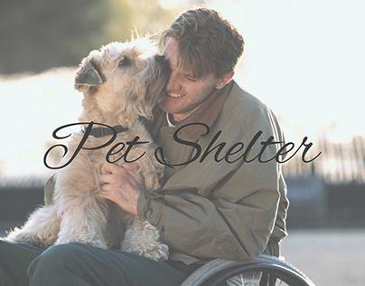 Приют для животных / Dolittle animal shelter website