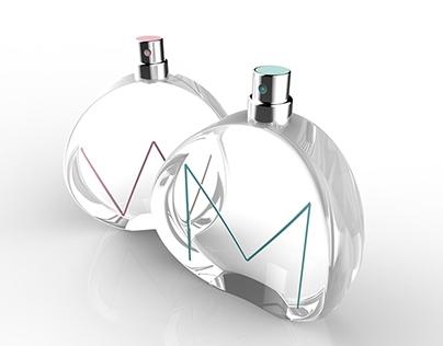 Banana Republic | Perfume bottle redesign