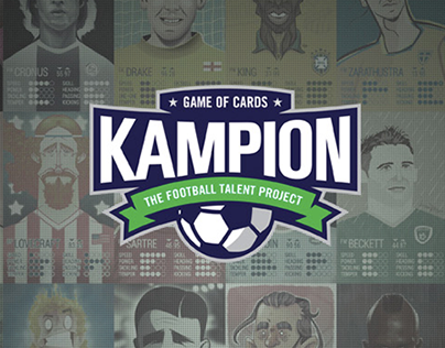 Kampion Card Game