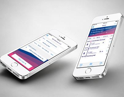 NS International iOS & Android app