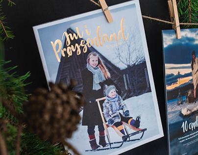 Jul i Prøysenland