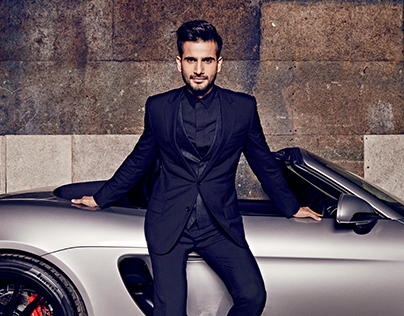 Actor Karan Tacker For Man's World
