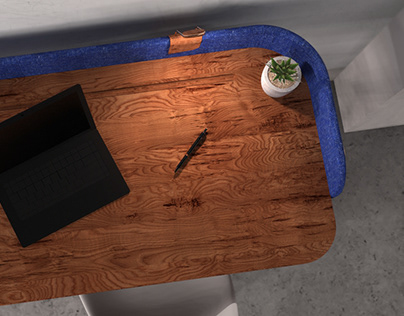 RUBAN Desk