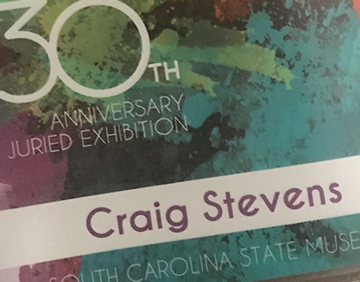 SC State Museum 30th Anniversary Juried Show
