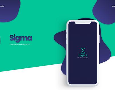 UI/UX Sigma