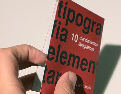 "Folder ""Tipografia Elementar"""