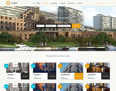 XION. Web Design