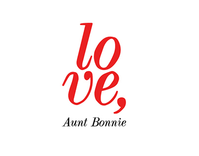 Love Aunt Bonnie Graphics Designs  and Illustrations