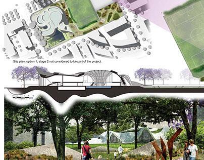 Green Square Aquatic Centre Design Competition