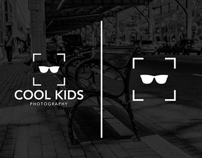 Cool Kids Photography Logo Design