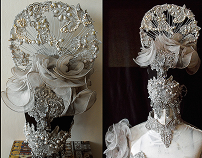 armordress set /costume by Agnieszka Osipa