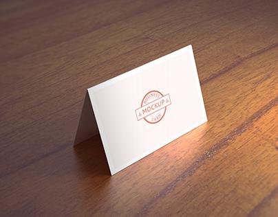 Business Card mockup 11