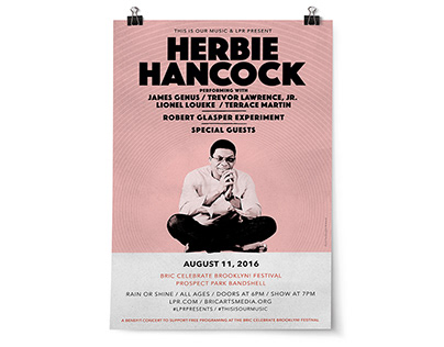 Herbie Hancock / BRIC Celebrate Brooklyn Festival
