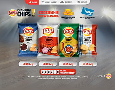 Lay's Champion Chips