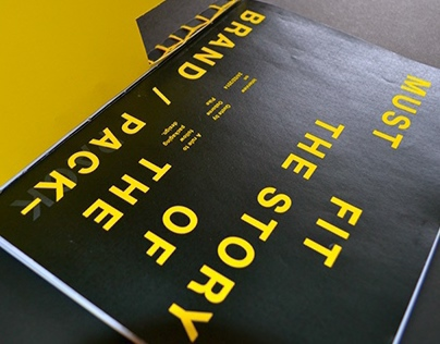 Typography and Packaging