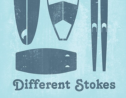 Different Stokes