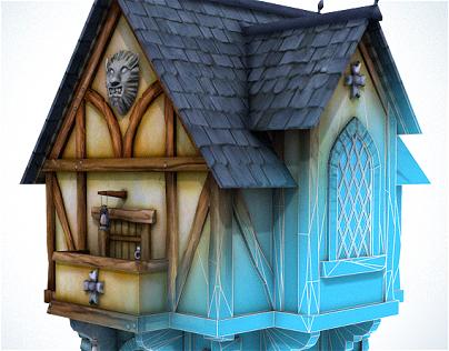 Medieval Buildings: Merchant's House