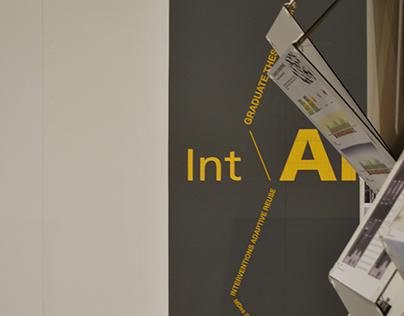 Graduate Thesis Show Design: Interior Architecture