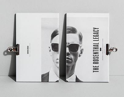 Andy Wolf Eyewear Look Book 2011