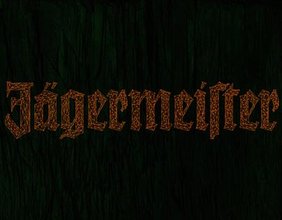 Jägermeister ~ Poster
