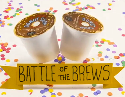 Keurig: Battle of the Brews