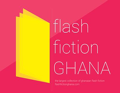 Flash Fiction Ghana re-branding