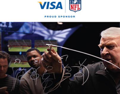 VIDEO: Visa NFL Make It Epic   HMUA: Dawn Sutti