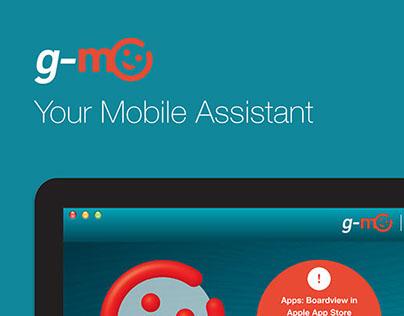 g-Mo Web App