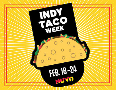 Indy Taco Week Animations