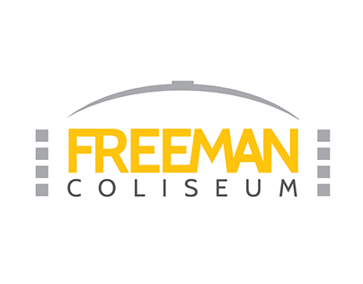 Freeman Coliseum Logo Redesign