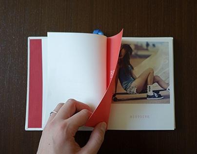 NIXON / BRAND BOOK