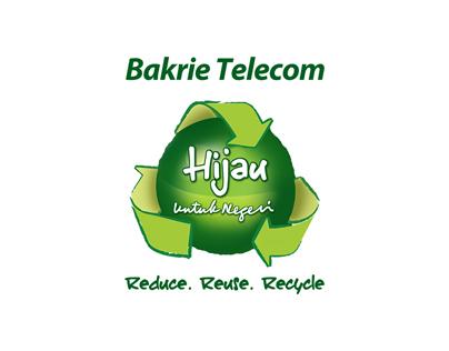 Bakrie Telecom   Hijau Untuk Negeri